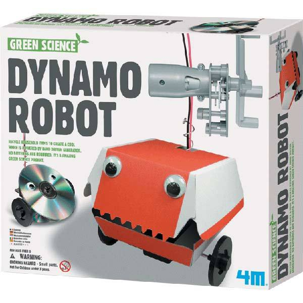 Green Science - Dynamo Robot