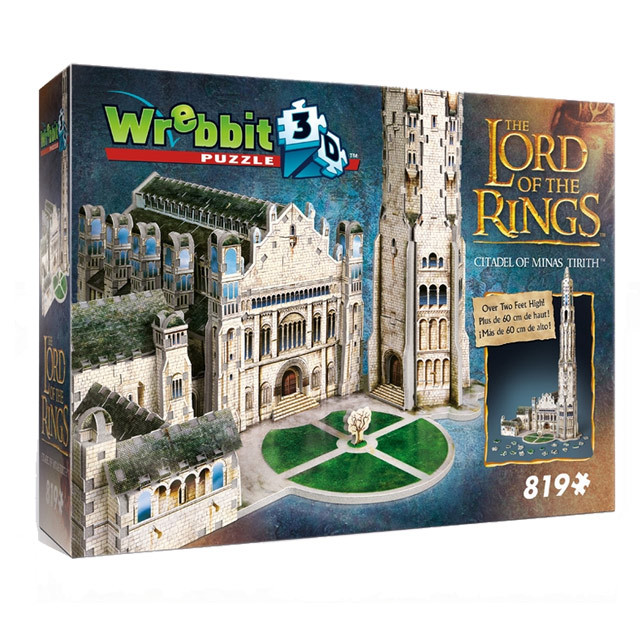 Lord of the Rings Citadel of Minas Tirith