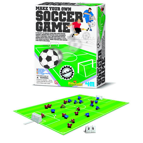 Make Your Own Soccer Game