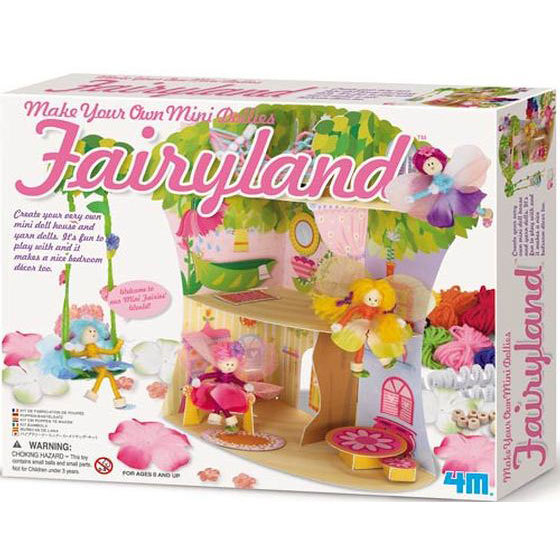 Make Your Own Mini Fairyland