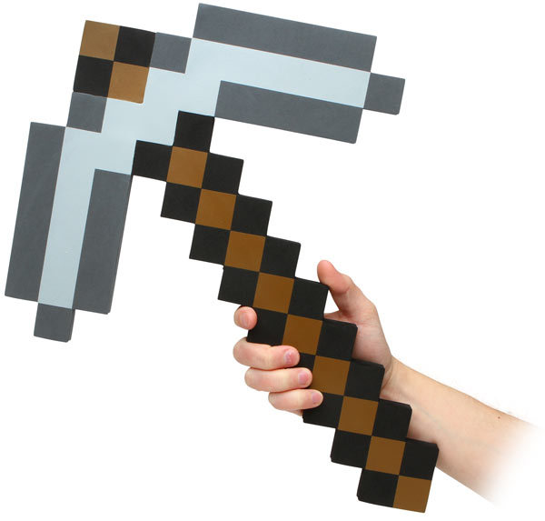 Minecraft - Pickaxe