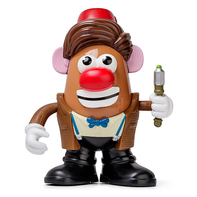 Mr Potato Head 11th Doctor