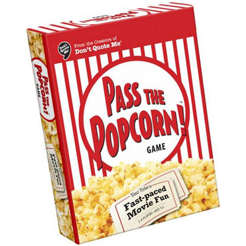 Pass the Popcorn Game