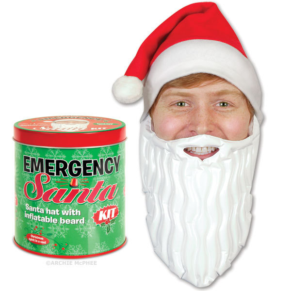 Santa Emergency Kit