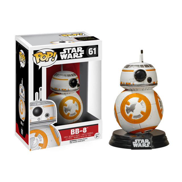 Star Wars BB-8 Pop Vinyl Figure
