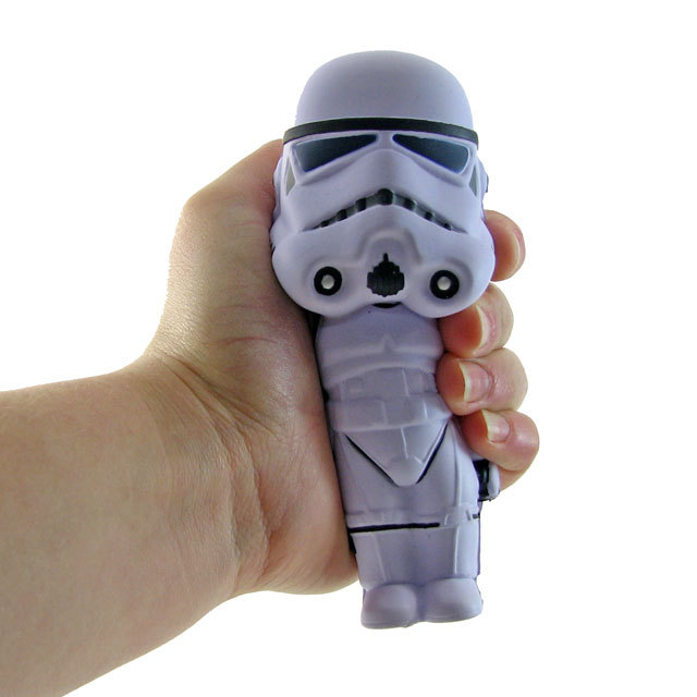Star Wars - Stress Doll Characters Storm Trooper