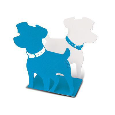 Terrier Pup Bookends