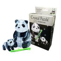 3D Pandas Crystal Puzzle