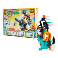 5 in 1 Mechanical Coding Robot1}