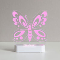 Aloka Sleepy Lights Butterfly