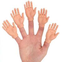Finger Hands Finger Puppets 5 Pack