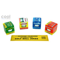 Awesome Foursome Golf Pack