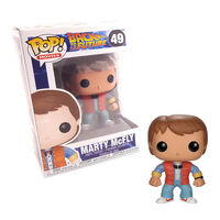 Back to the Future - Marty McFly Pop Vinyl Figure
