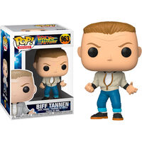 Back to the Future Biff Tannen Pop Vinyl Figure