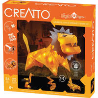 Creatto Luminous Lion and Serengeti Sidekicks