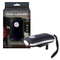 Crank Flashlight