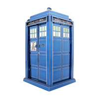 Doctor Who Metal Earth Tardis