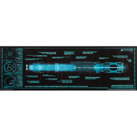 Doctor Who - Sonic Screwdriver Xray Poster