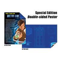 Doctor Who - Tardis Blueprint Double Sided Poster