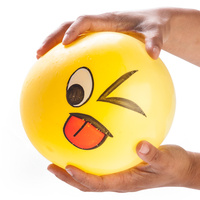 Emojiface Jelly Balloon Ball