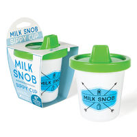 Milk Snob Sippy Cup