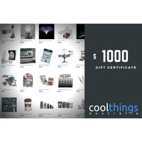 Gift Certificate - $1000