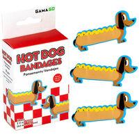 Hot Dog Bandages1}