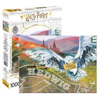Harry Potter Hedwig 1000pc Jigsaw Puzzle1}