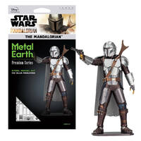 Metal Earth ICONX Star Wars The Mandalorian