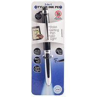 3 in 1 Stylus Ink Pen