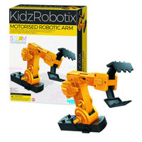 KidzRobotix Motorised Robotic Arm1}