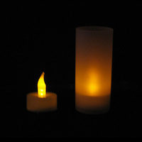 LED Tealight Candles (single)