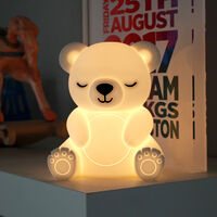 LED Touch Lamp Bear