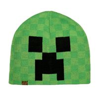 Minecraft Creeper Beanie