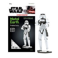 Metal Earth ICONX Star Wars Stormtrooper1}