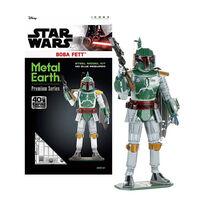 Metal Earth ICONX Star Wars Boba Fett1}
