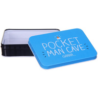 Pocket Man Cave Tin