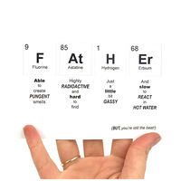 Periodic Table of Elements Father's Day Print