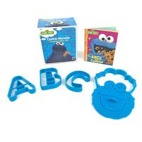 Cookie Monster Cookie Cutter Set1}
