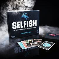 Selfish the Card Game Space Edition1}