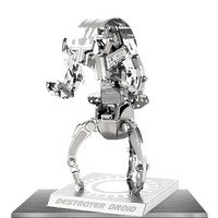 Star Wars Metal Earth Destroyer Droid1}