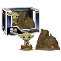 Star Wars Yoda with Hut Pop Town1}