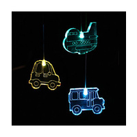 Transport Glow Light Mobile