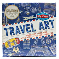 Travel Art Kit