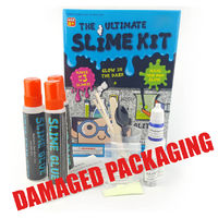 The Ultimate Slime Kit with DAMAGED PACKAGING
