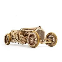 UGears U-9 Grand Prix Car Model1}