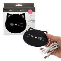 Warm it Up Cat USB Cup Warmer1}