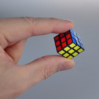 World's Smallest Rubiks Cube