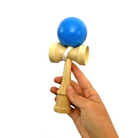 The Kendama Is A Traditional Single Player Ball Game That Easy To Play But Difficult Master Great For Children Who Love Unique Skill