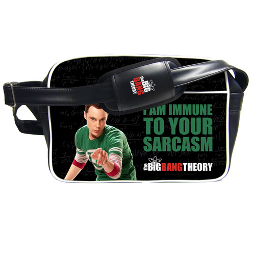 Big Bang Theory - Retro Sheldon Bag